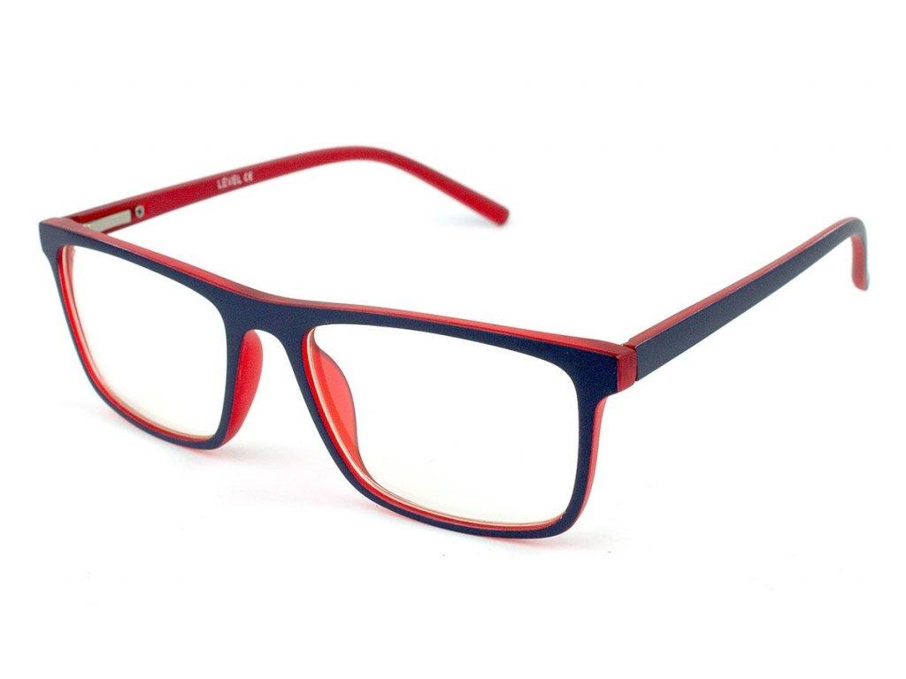 Dioptrické brýle Verse 1804S-C1 BLUE +3,00