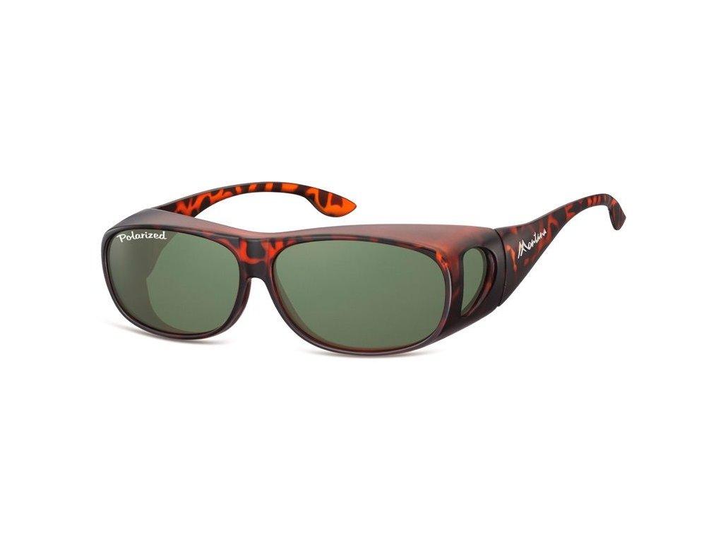 MONTANA EYEWEAR Montana FO2B na dioptrické brýle