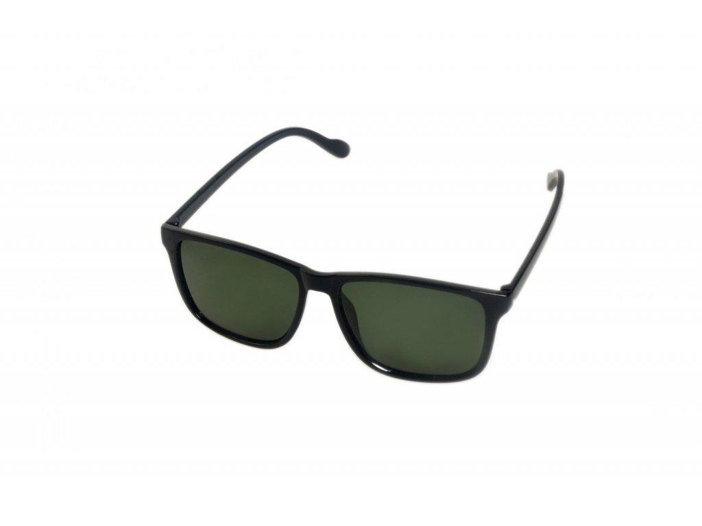 Polarizační brýle 137 Cat.3 zelená čočka