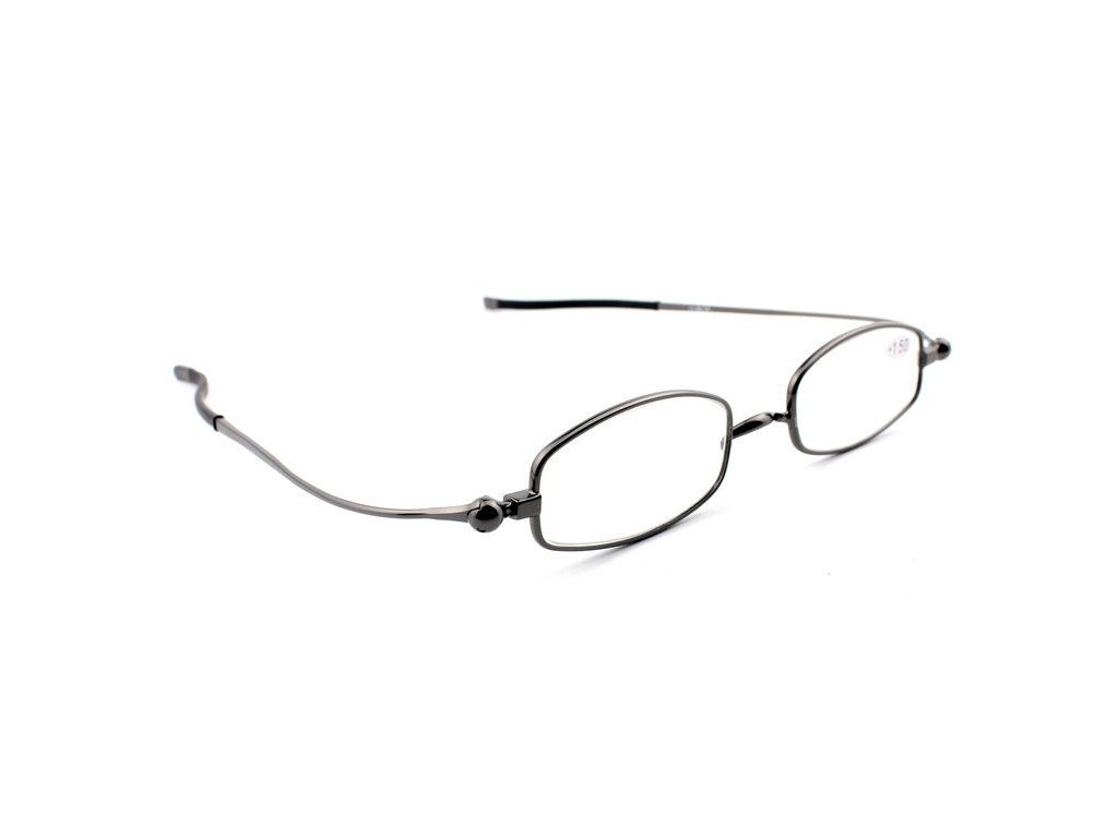 SKLÁDACÍ dioptrické brýle SLIM +1,50