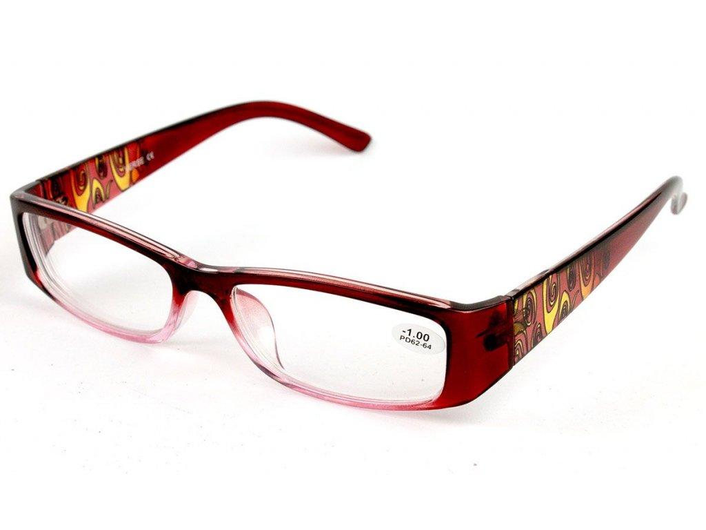 Dioptrické brýle Verse 1728S-C1/ +1,00