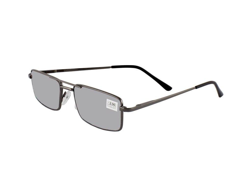 Samozabarvovací dioptrické brýle Fabrika 1005 SKLO +3,00