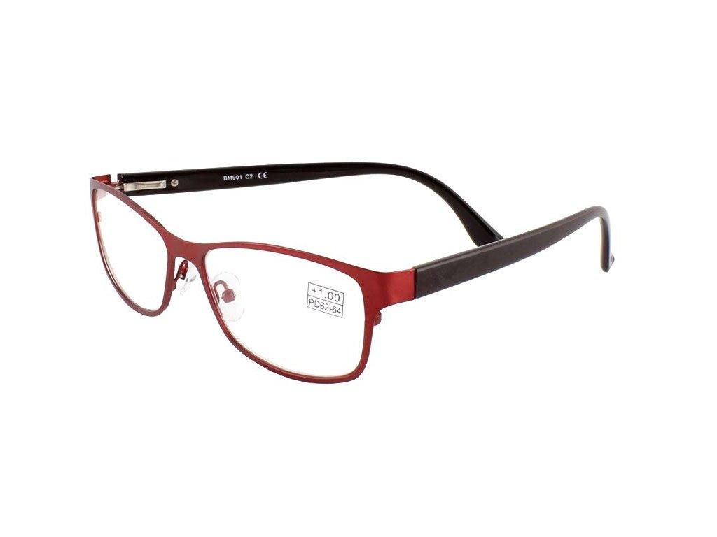 Dioptrické brýle BM901/ +2,50 VINE s pérováním