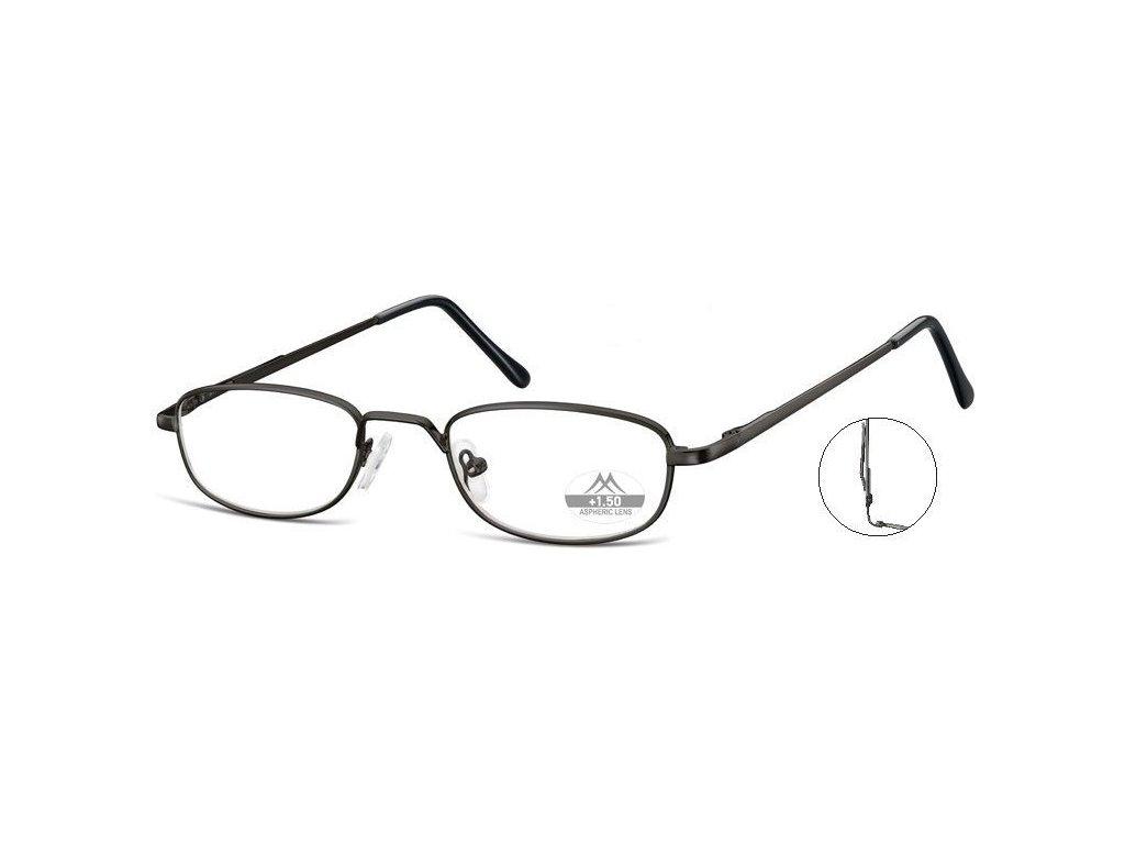 MONTANA EYEWEAR Dioptrické brýle s úchytem na kapsu MR63B +2,50