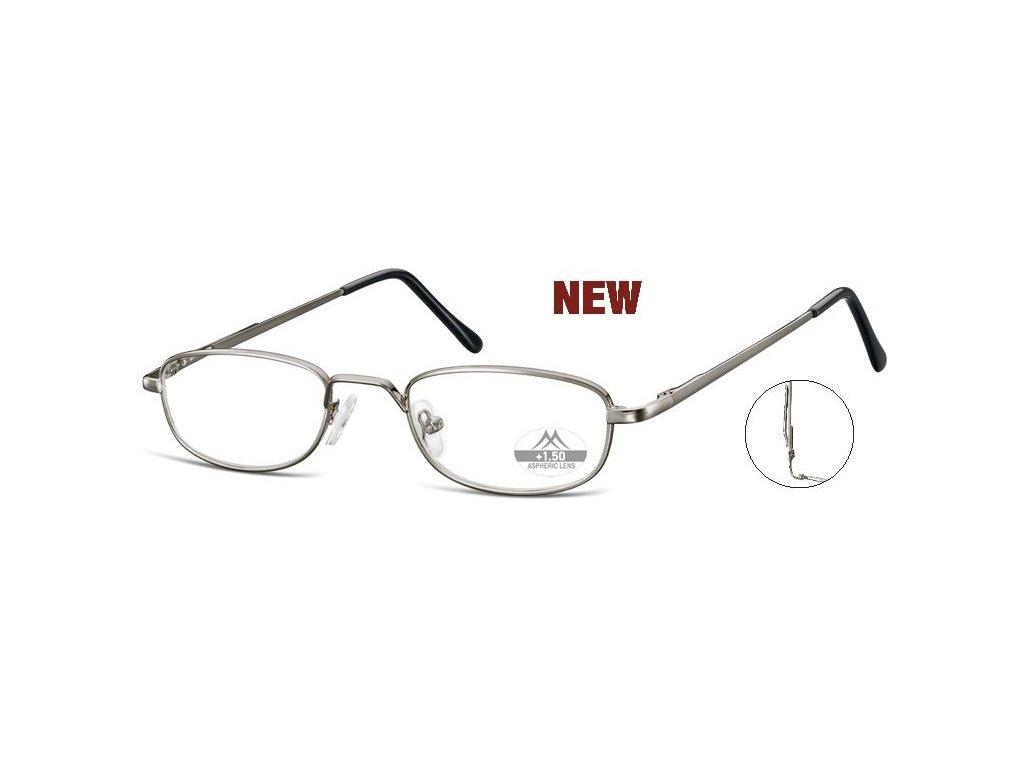 MONTANA EYEWEAR Dioptrické brýle s úchytem na kapsu MR63A +1,00