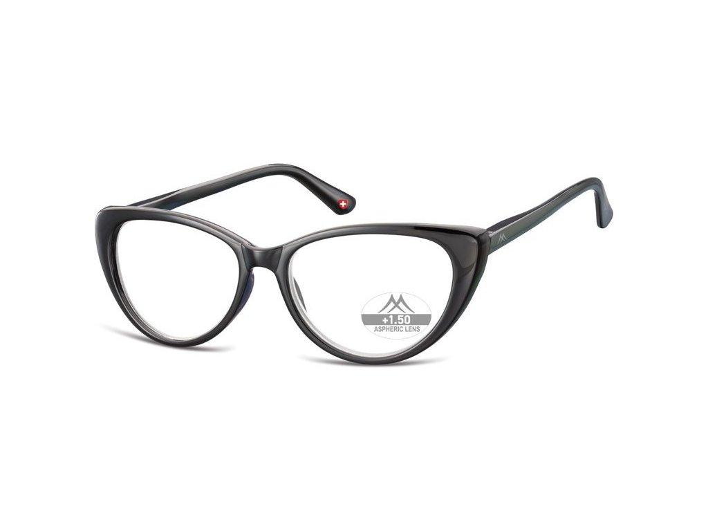 MONTANA EYEWEAR Dioptrické brýle s asférickou čočkou MR64 +1,50