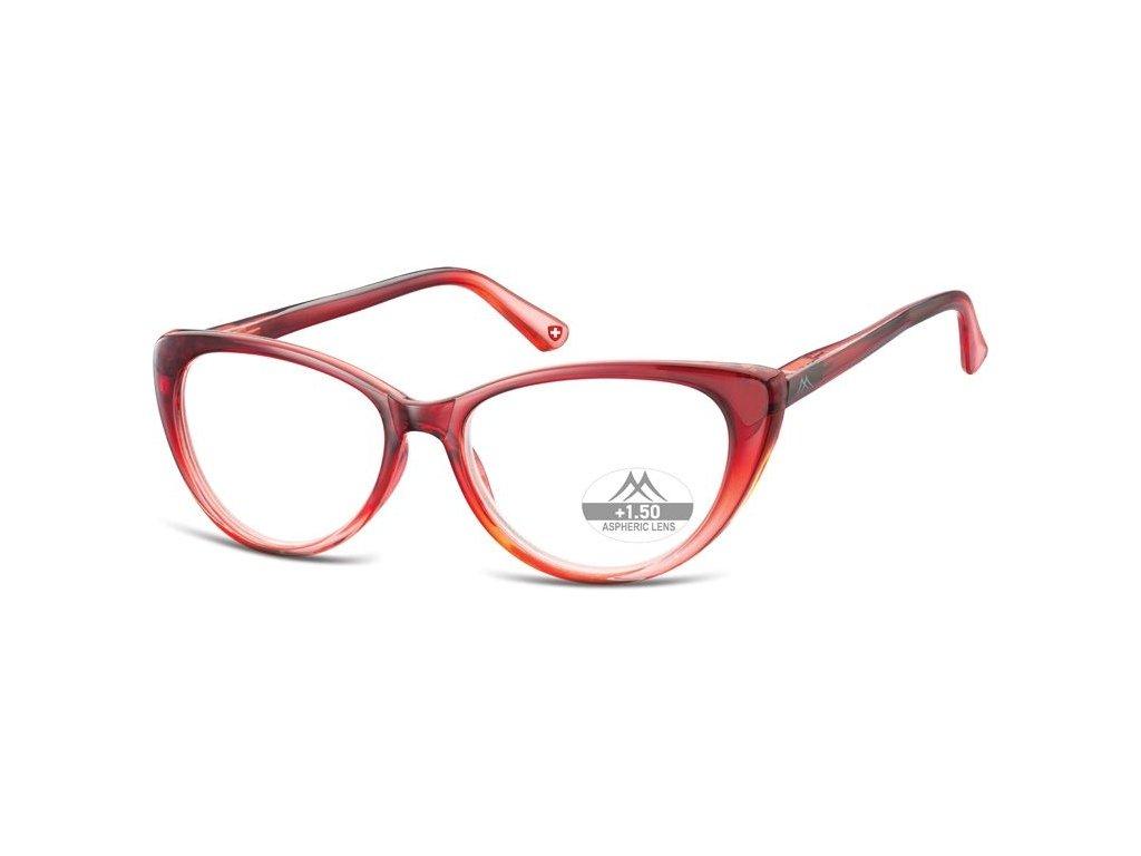 MONTANA EYEWEAR Dioptrické brýle s asférickou čočkou MR64B +2,00