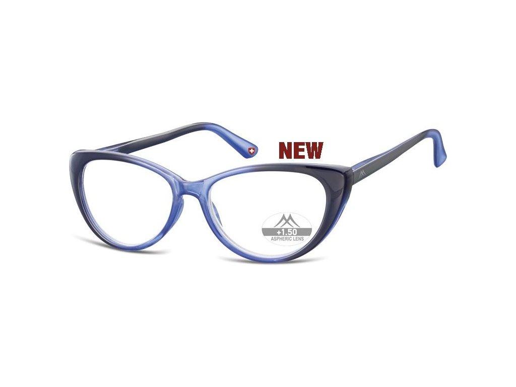 MONTANA EYEWEAR Dioptrické brýle s asférickou čočkou MR64C +1,50
