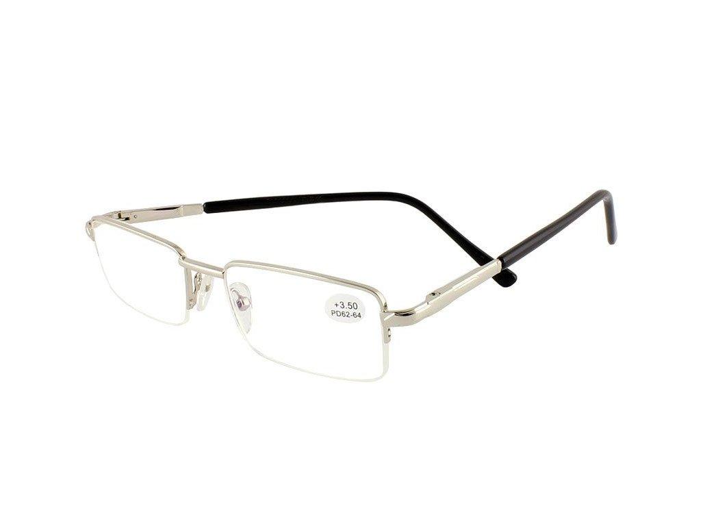 Dioptrické brýle Vizzini na PC 9807/ +1,00 BROWN s pérováním