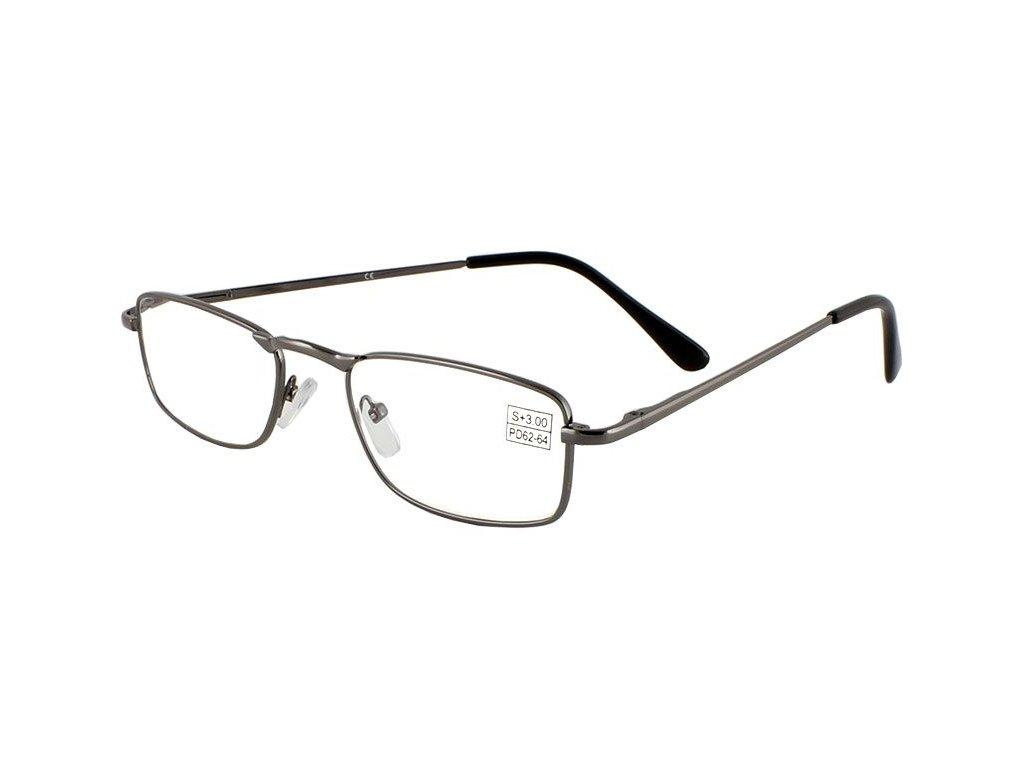 Dioptrické brýle Vista 8008/ +0,50 BLACK s pérováním