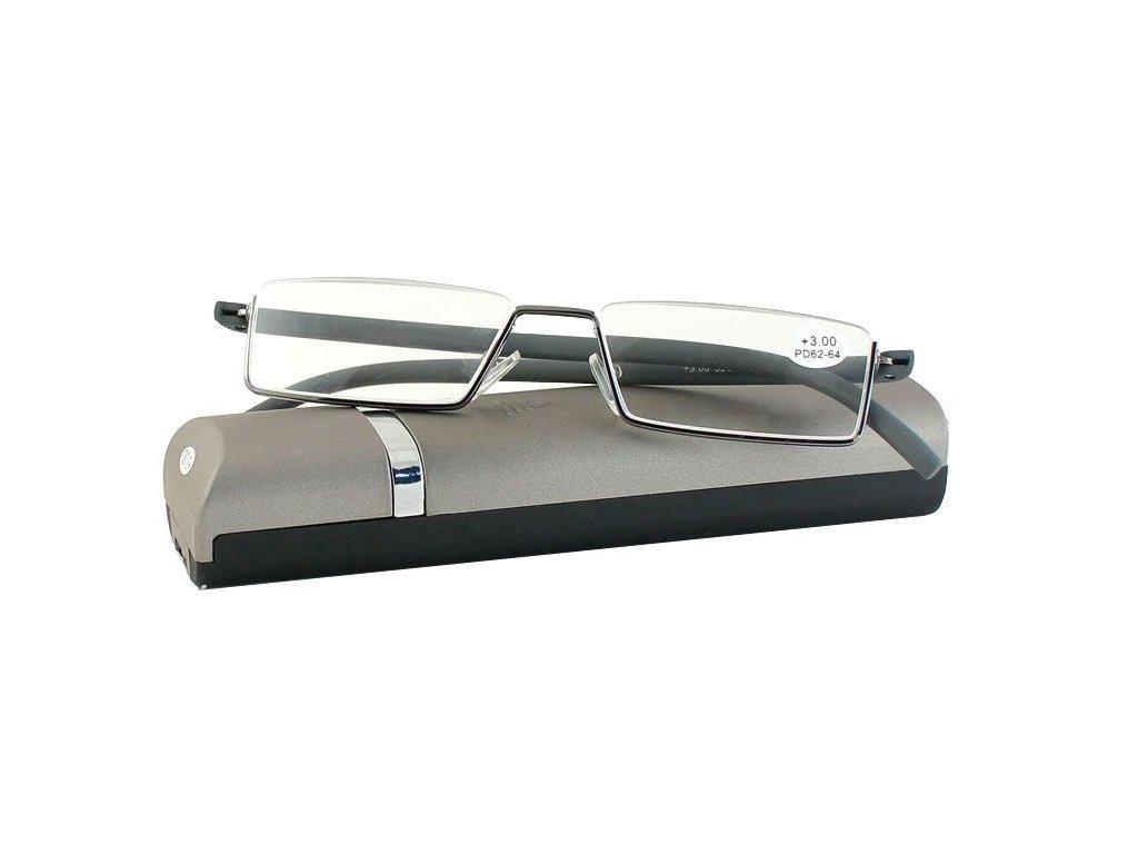 Dioptrické brýle v pouzdru Respect 030/ +3,50