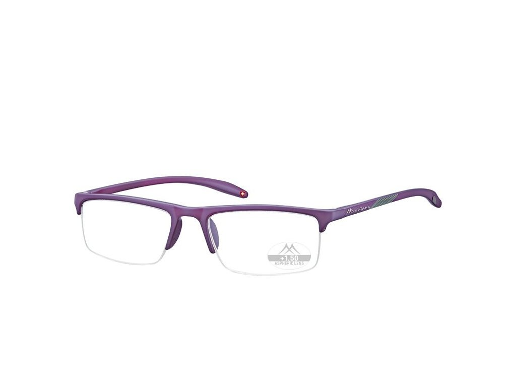 MONTANA EYEWEAR Dioptrické brýle Lihhtweight MR81B +2,50
