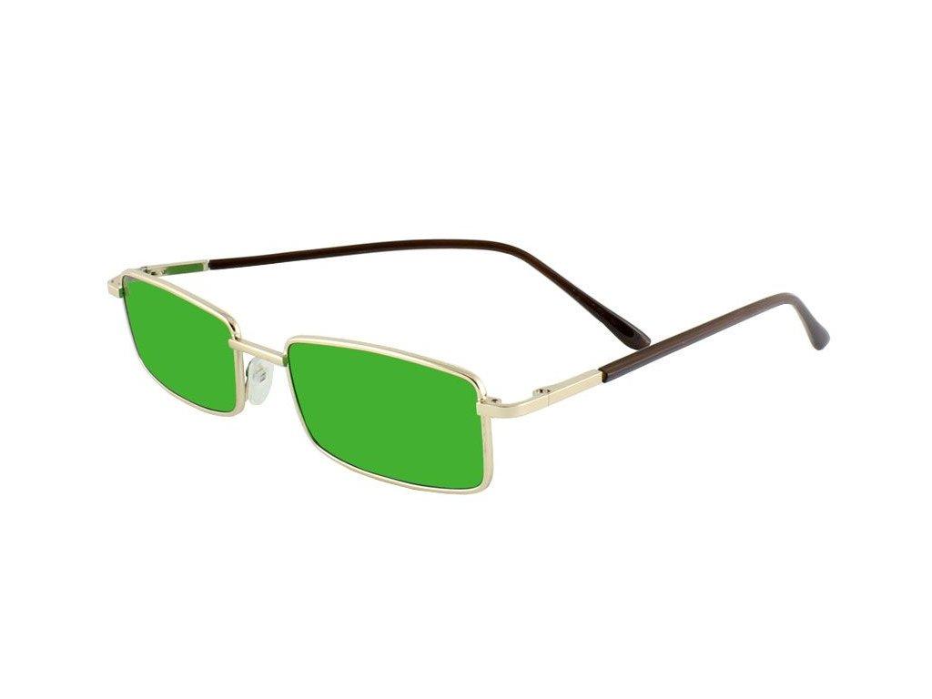 Anti-glaukom brýle F 215 Zelený zákal