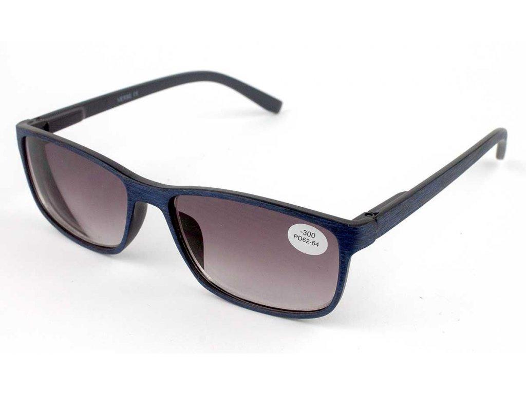 Dioptrické brýle Verse 1740-C4 BROWN +2,00 ZATMAVENÉ ČOČKY