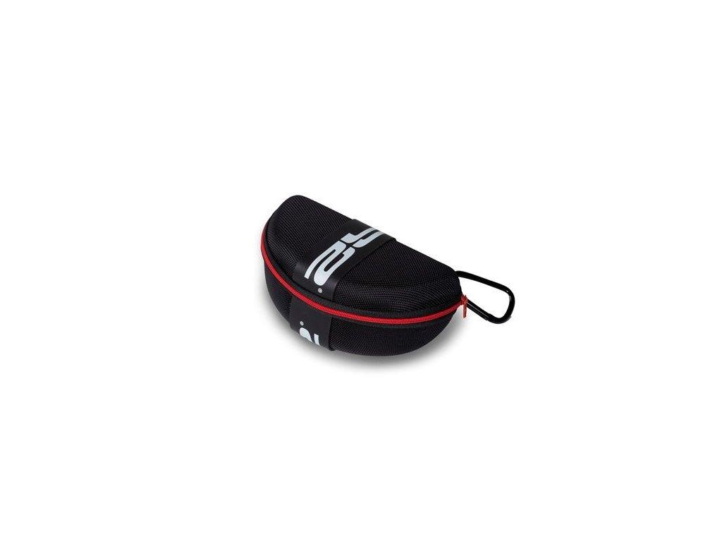Pevné ochranné pouzdro na brýle R2 černé ATA015
