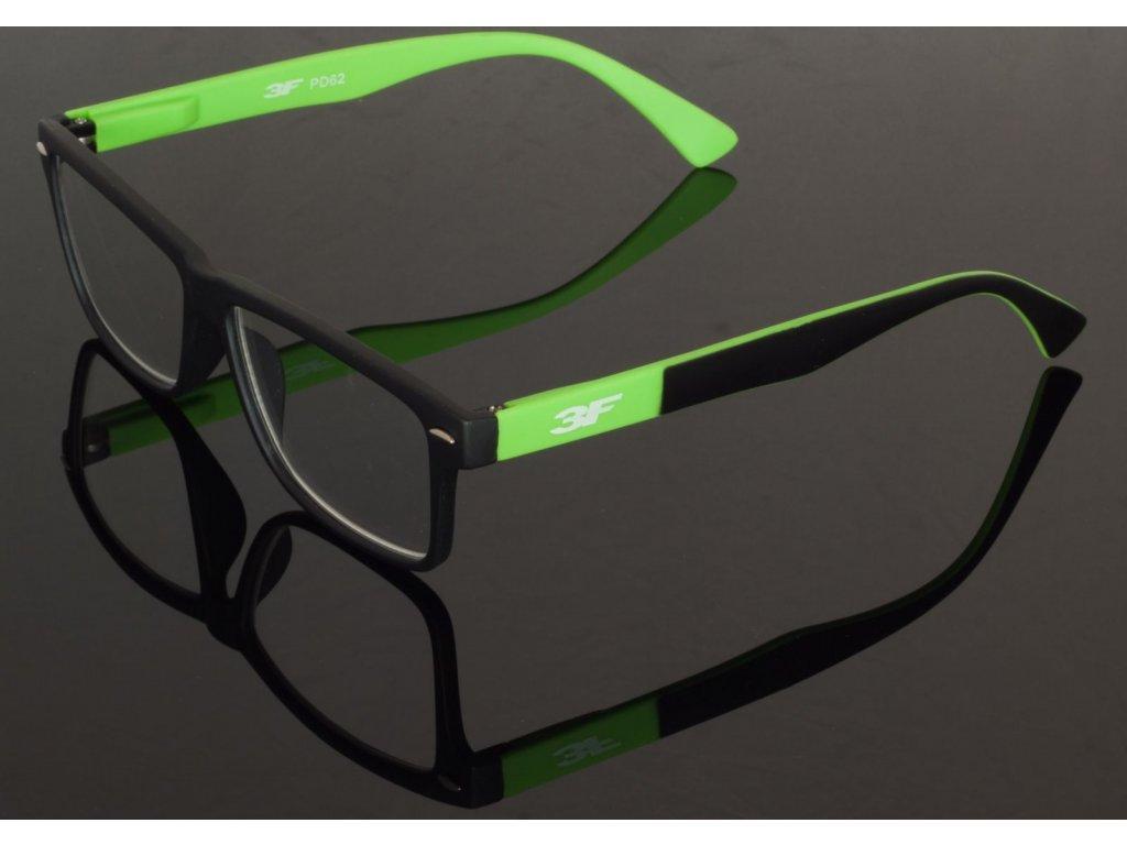 Dioptrické brýle 5630 +3,50 s pérováním