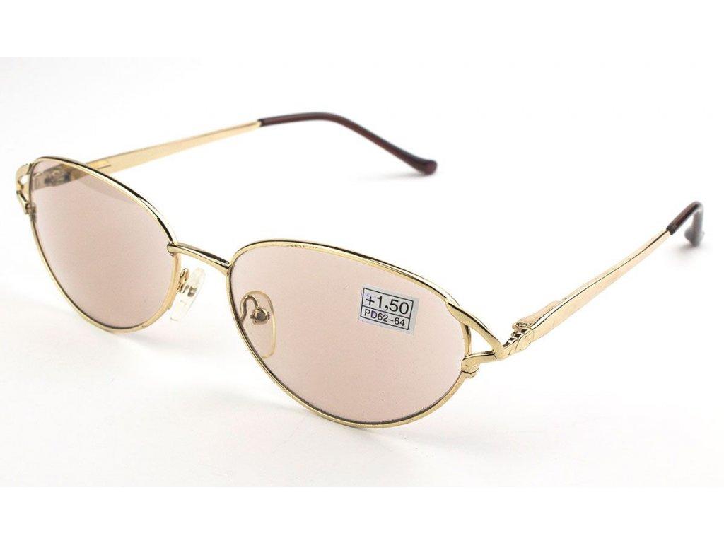 Dioptrické brýle 7023 / +2,75