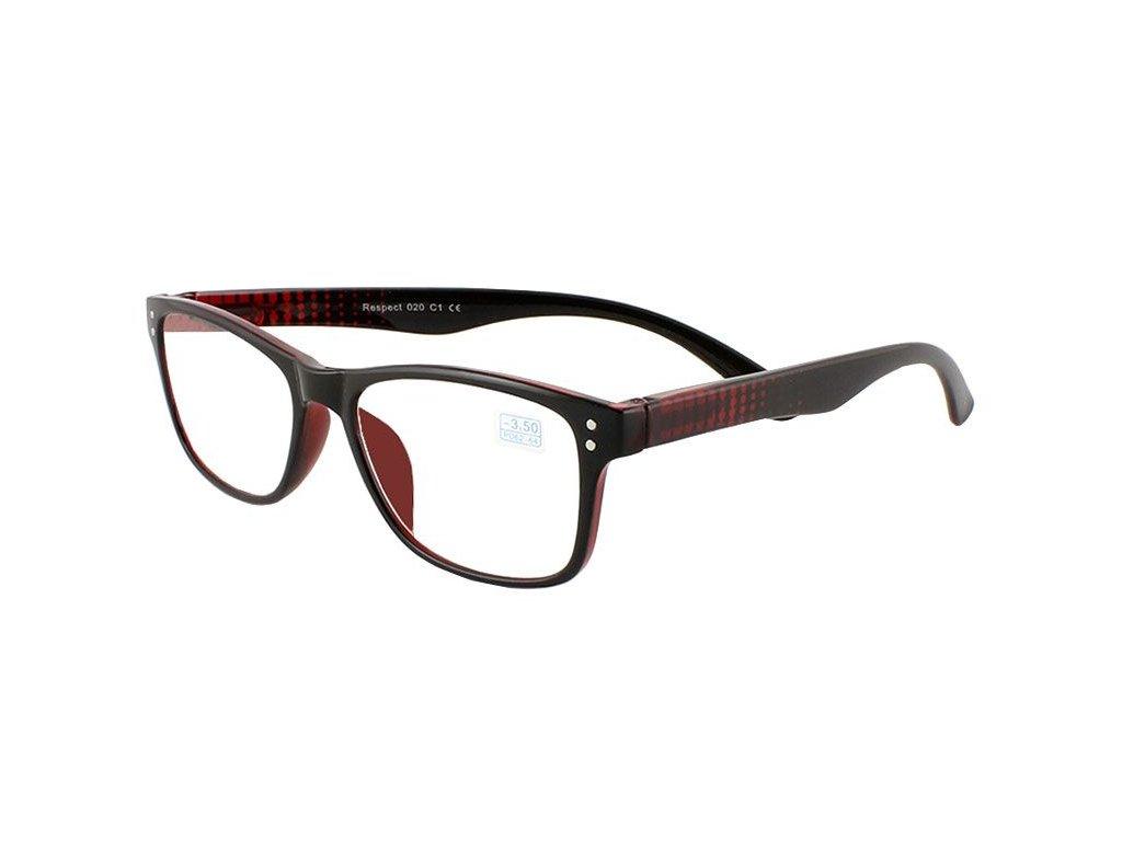 Dioptrické brýle Respect 020 /+1,00