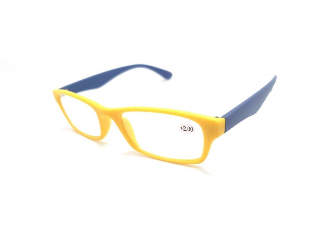 Dioptrické brýle PL19 +2,00