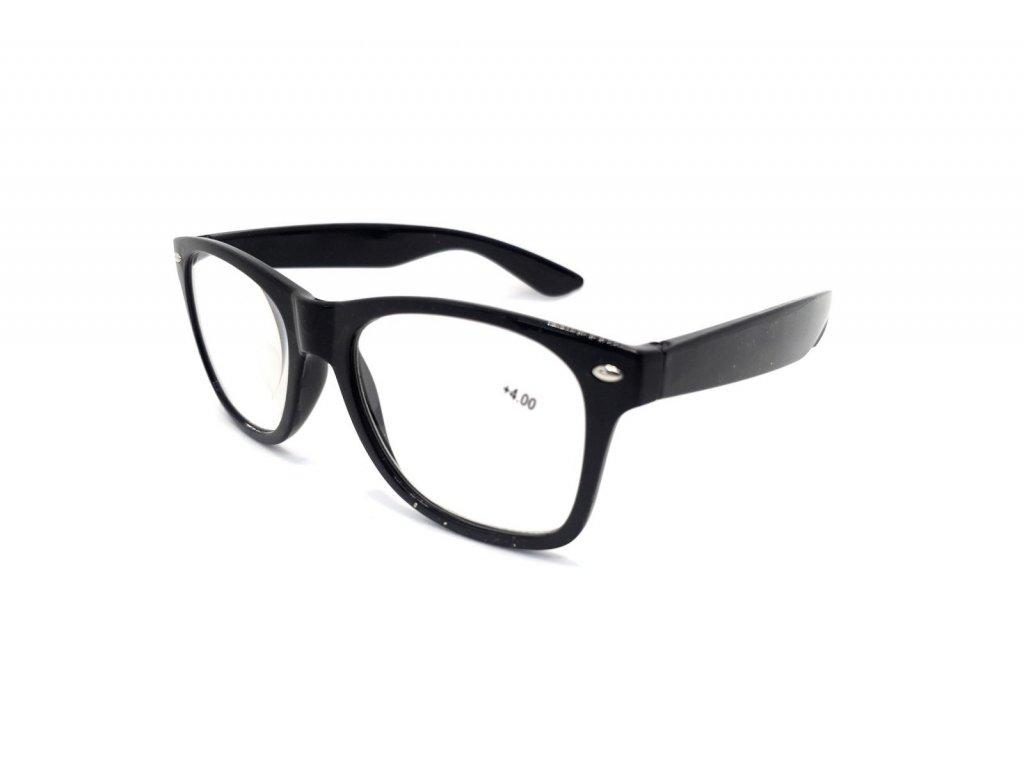 Dioptrické brýle YW201 +1,00