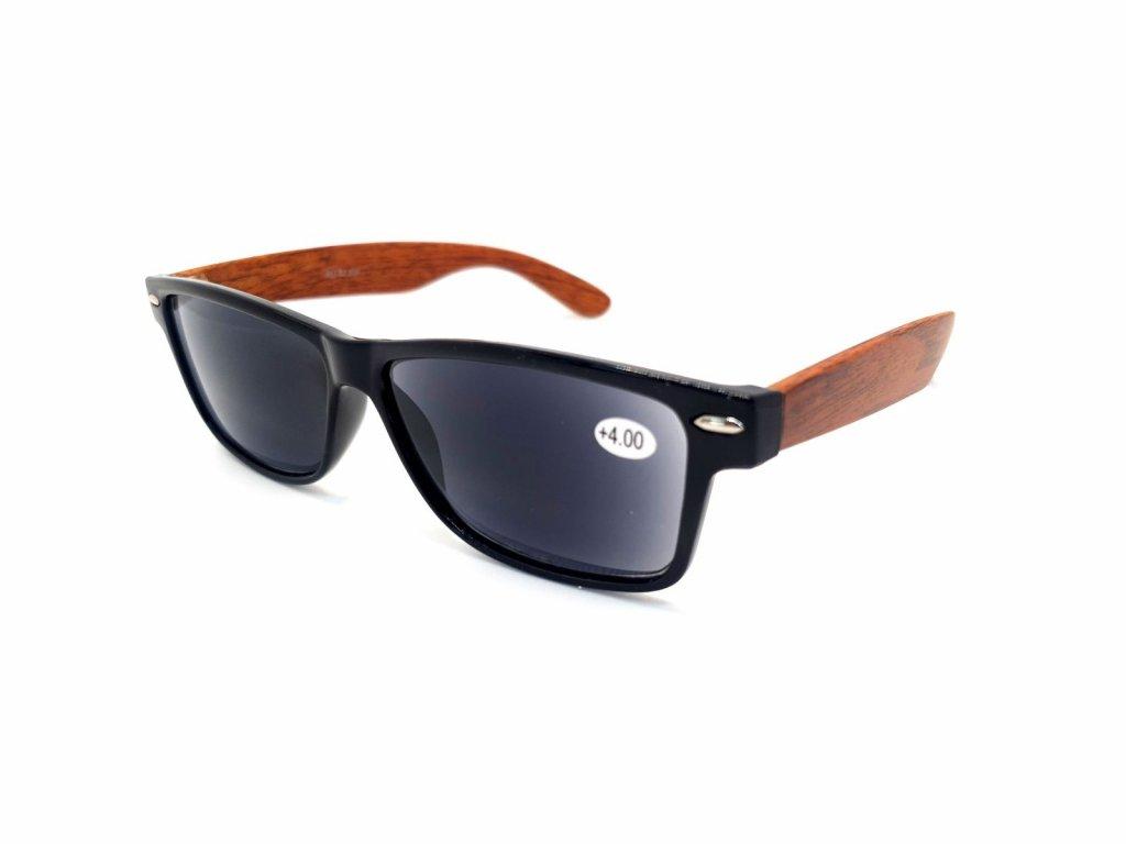 Dioptrické brýle MUNG 1324 +4,00