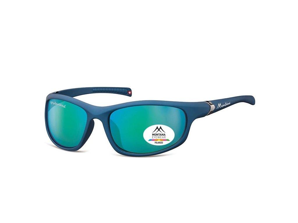 MONTANA EYEWEAR Sportovní polarizační brýle MONTANA SP310A Cat.3  + pouzdro
