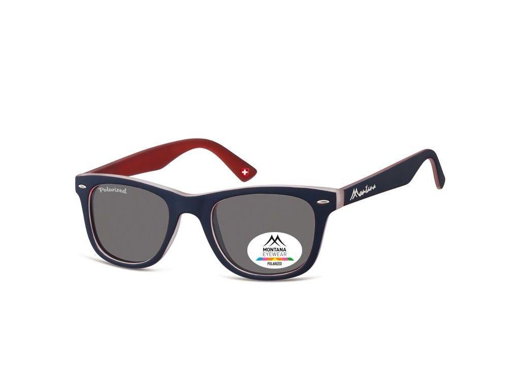 MONTANA EYEWEAR Polarizační brýle MONTANA MP41J Cat.3