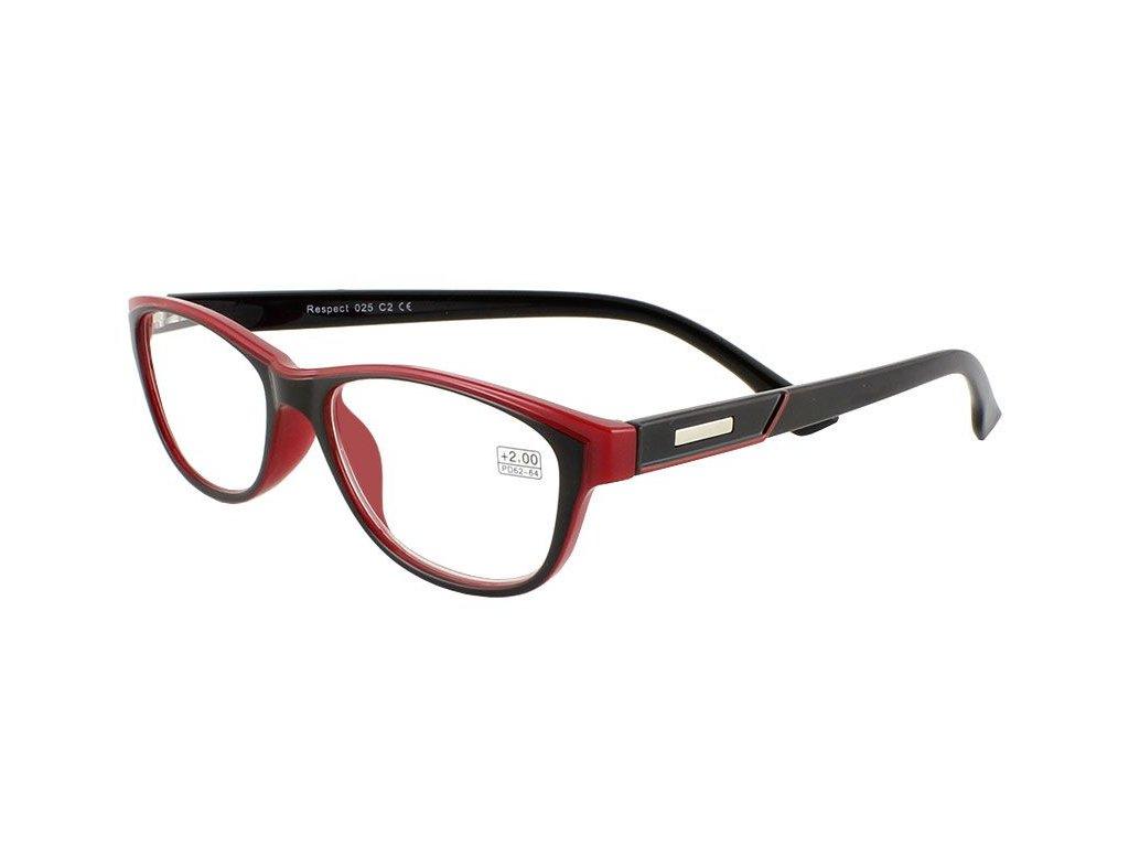 Dioptrické brýle Respect 025/+1,00