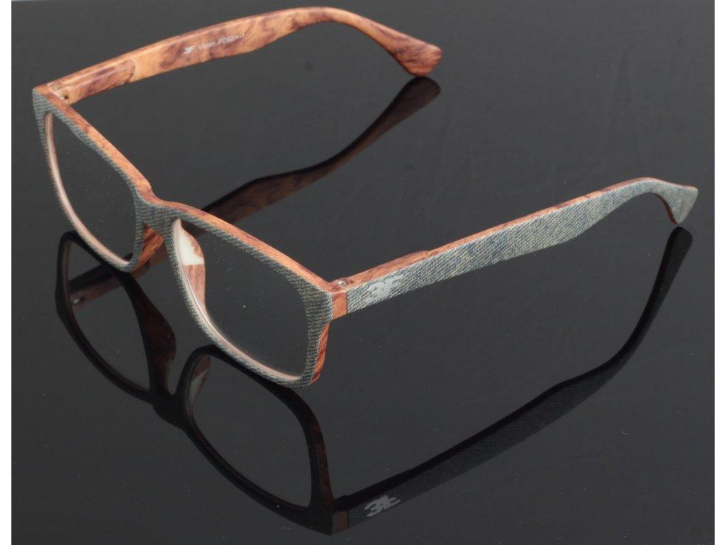 Dioptrické brýle 5580 +0,50 flex