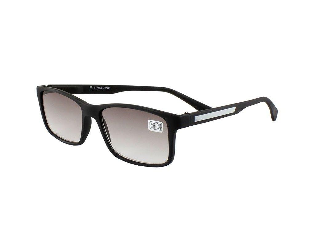Dioptrické brýle 51255/+3,00 BLACK
