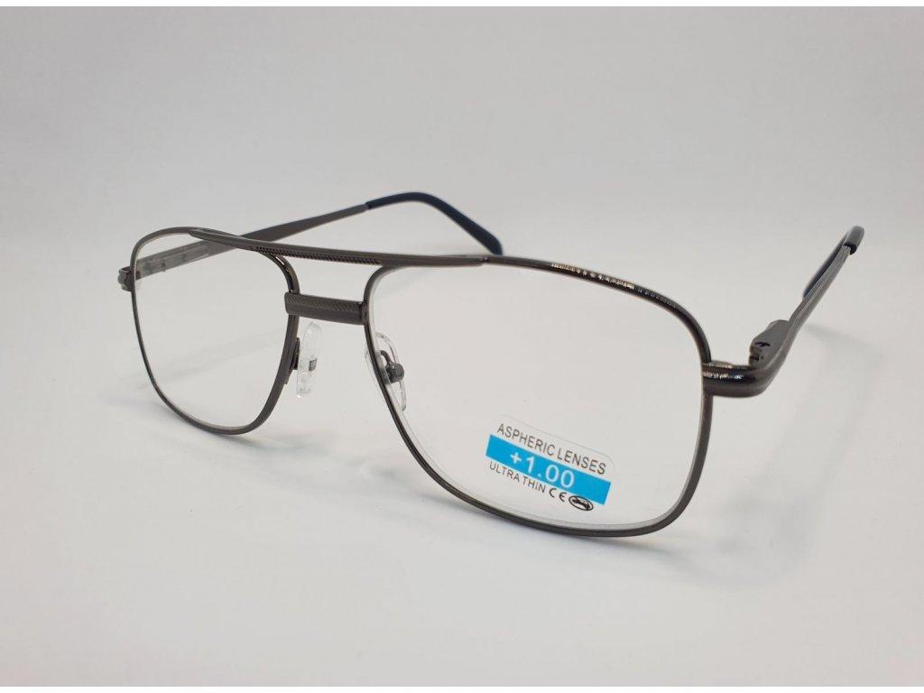 Dioptrické brýle 1R02/ +1,50 black