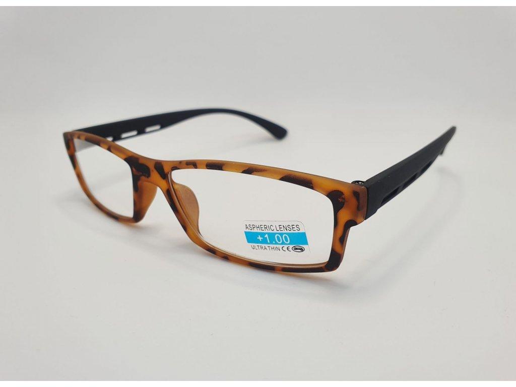 Dioptrické brýle 2R06/ +1,00 BROWN