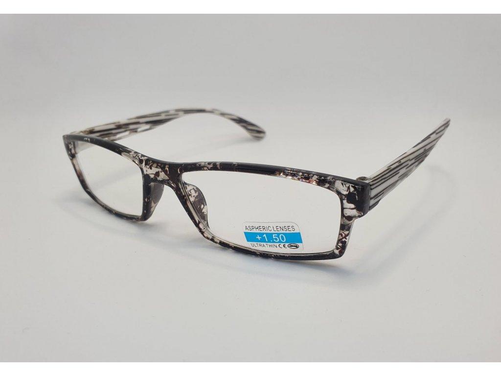 Dioptrické brýle 2R06/ +1,50 GREY