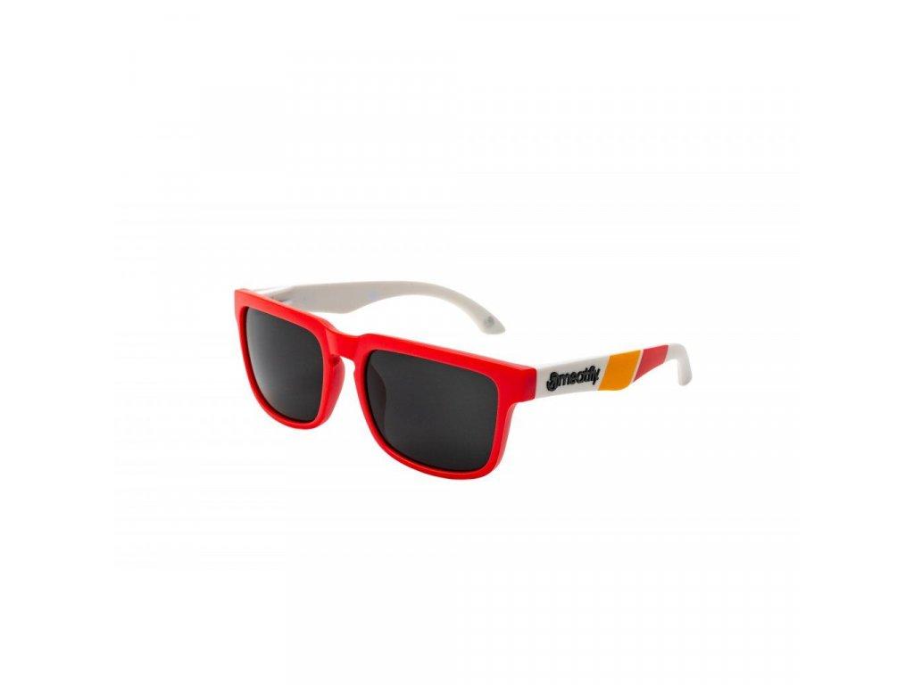 MEATFLY Sluneční brýle Meatfly Memphis 2, 2020 I - Red, White