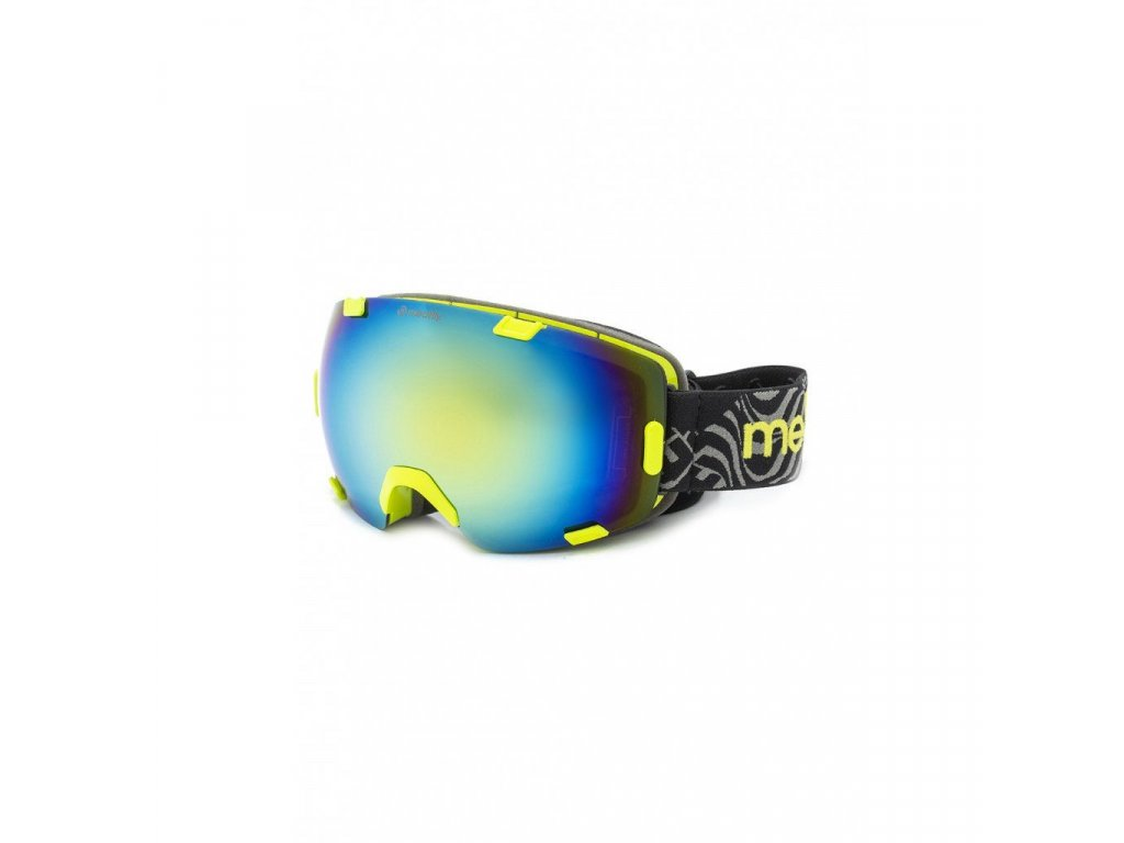 Meatfly Scout 4 Goggles C - Lime