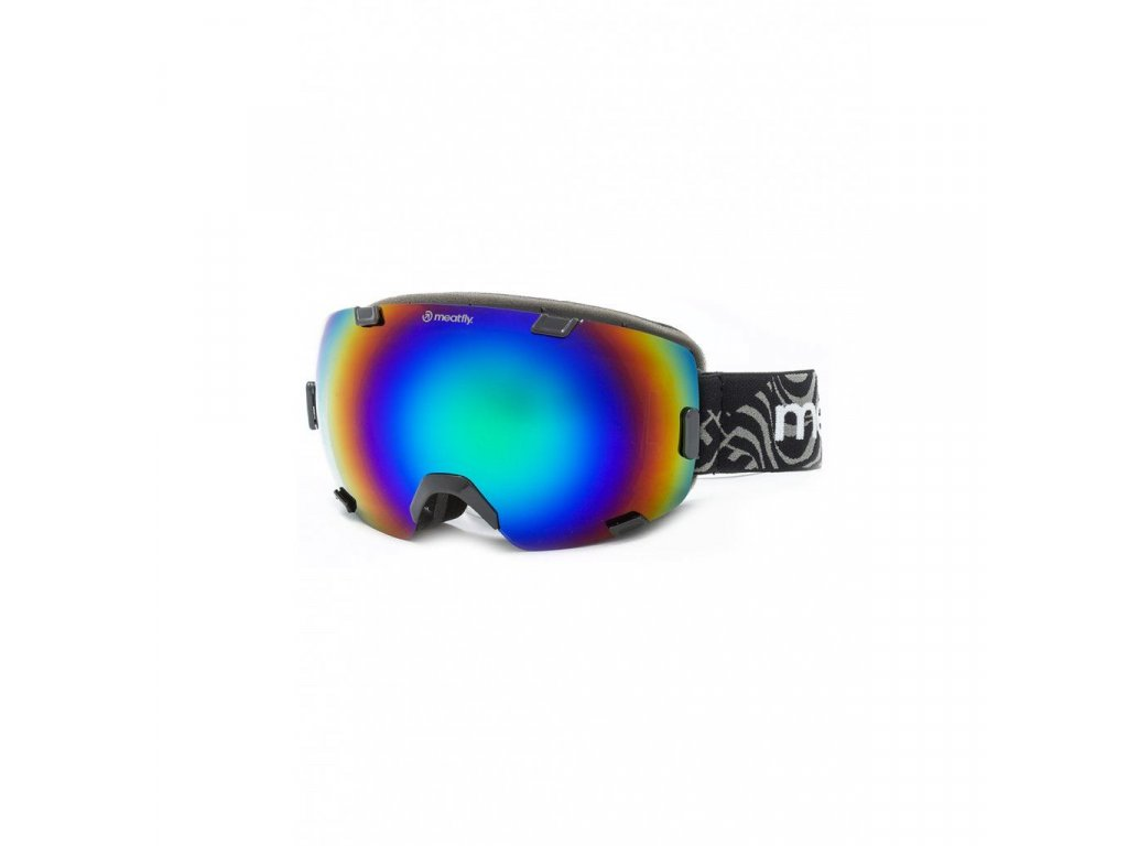 Meatfly Scout 4 Goggles A - Black
