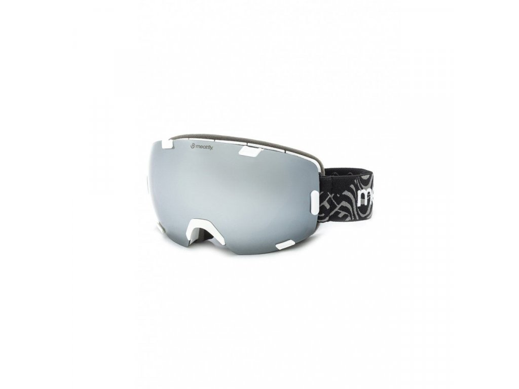 Meatfly Scout 4 Goggles B - White