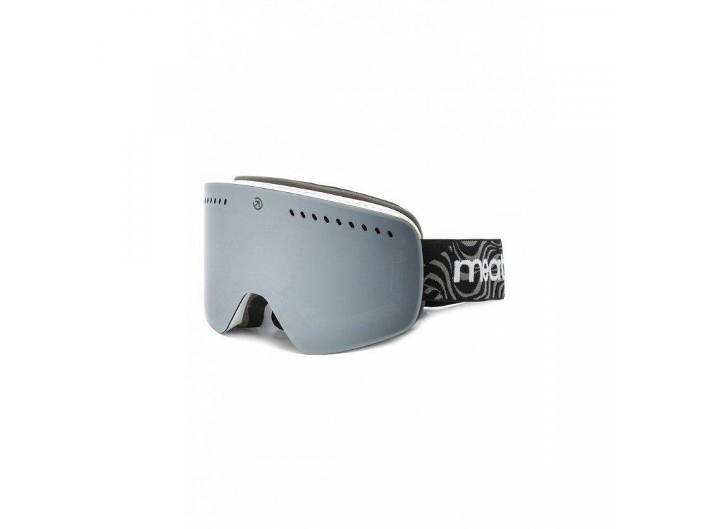 Meatfly Makki XL Goggles A - White