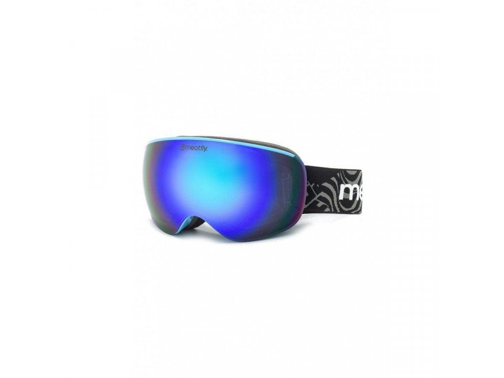 Meatfly Ekko S Goggles B - Blue