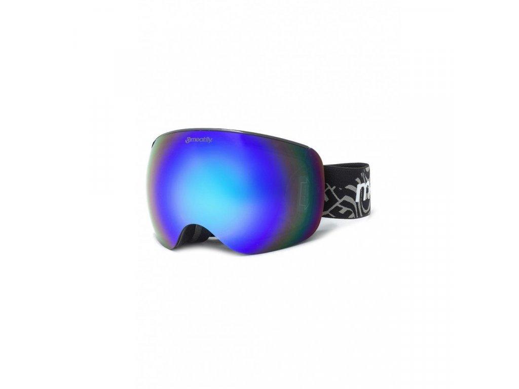 Meatfly Ekko XL Goggles B - Black