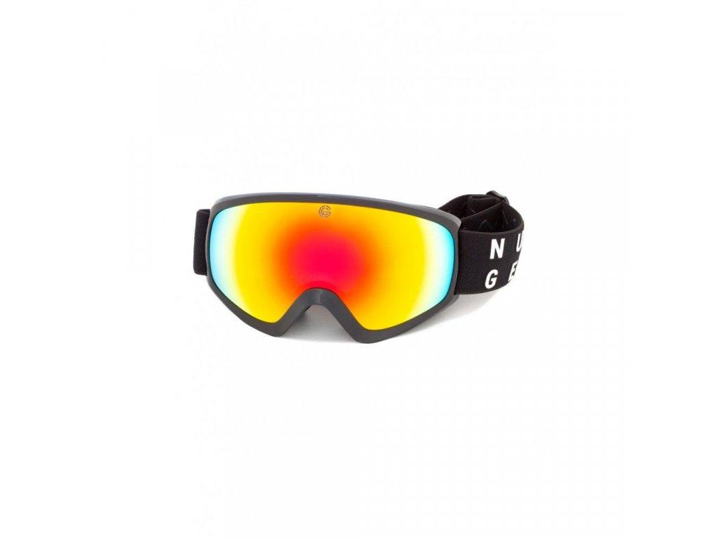 Snowboardové brýle Nugget Persistence 3 B - Black