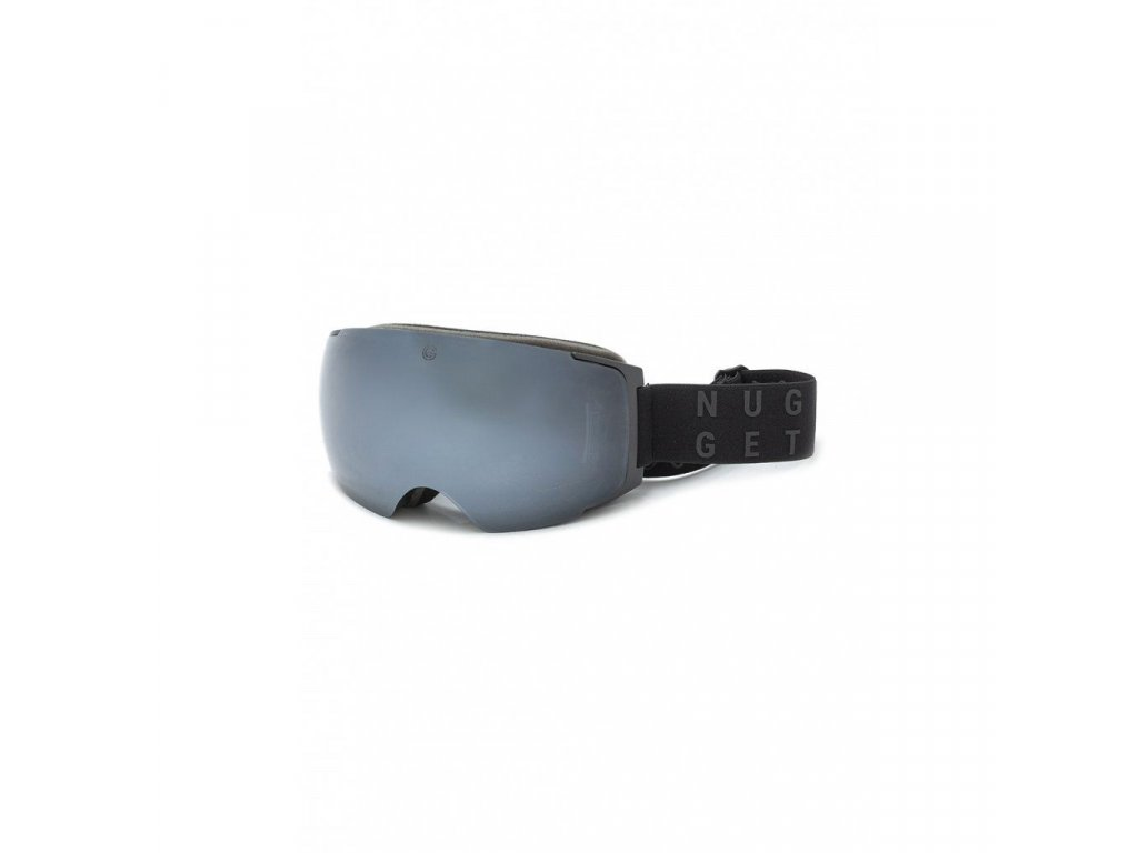 Nugget Discharge 3 Goggles B - Black