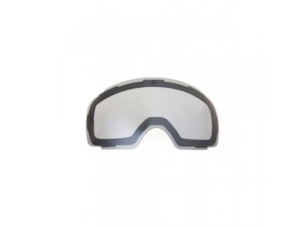 Náhradní sklo Nugget Discharge Spare Lens D - Trans Clear