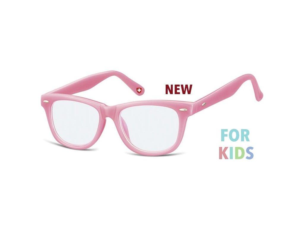 MONTANA EYEWEAR Dětské brýle na počítač KBLF1A