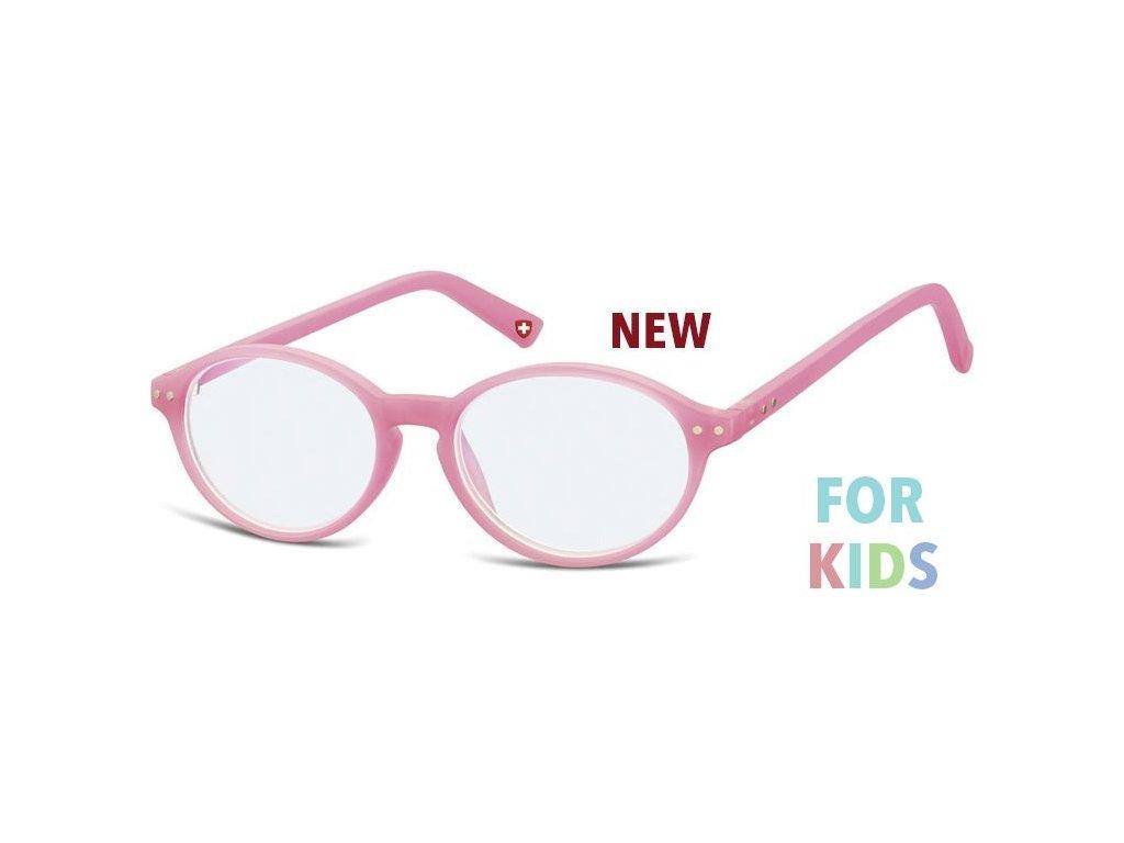 MONTANA EYEWEAR Dětské brýle na počítač KBLF2A