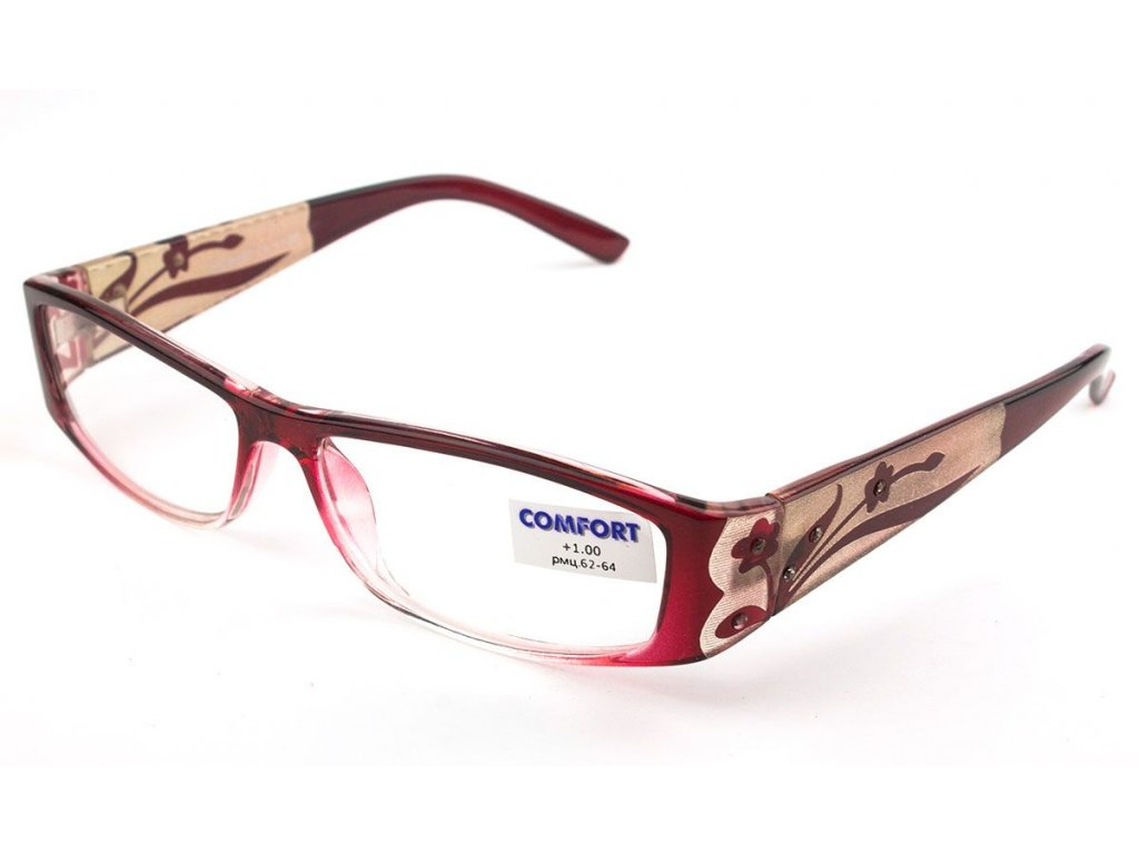 Dioptrické brýle Comfort 527 C3 -4,00