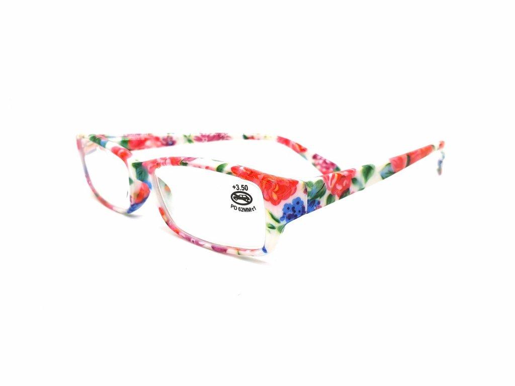 Dioptrické brýle SV2028/ +1,50 s flexem