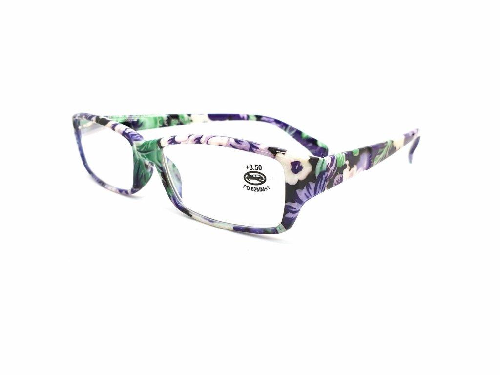 Dioptrické brýle SV2028/ +2,50 s flexem