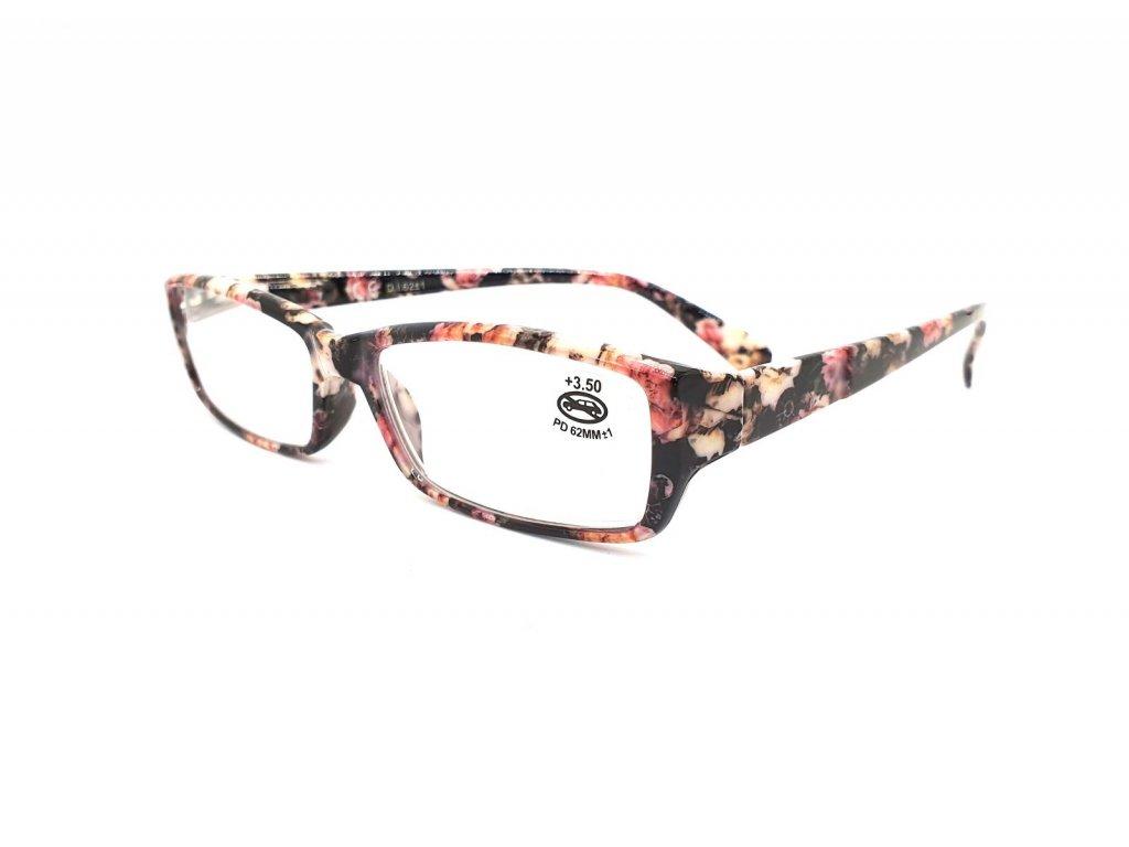 Dioptrické brýle SV2028/ +1,00 s flexe