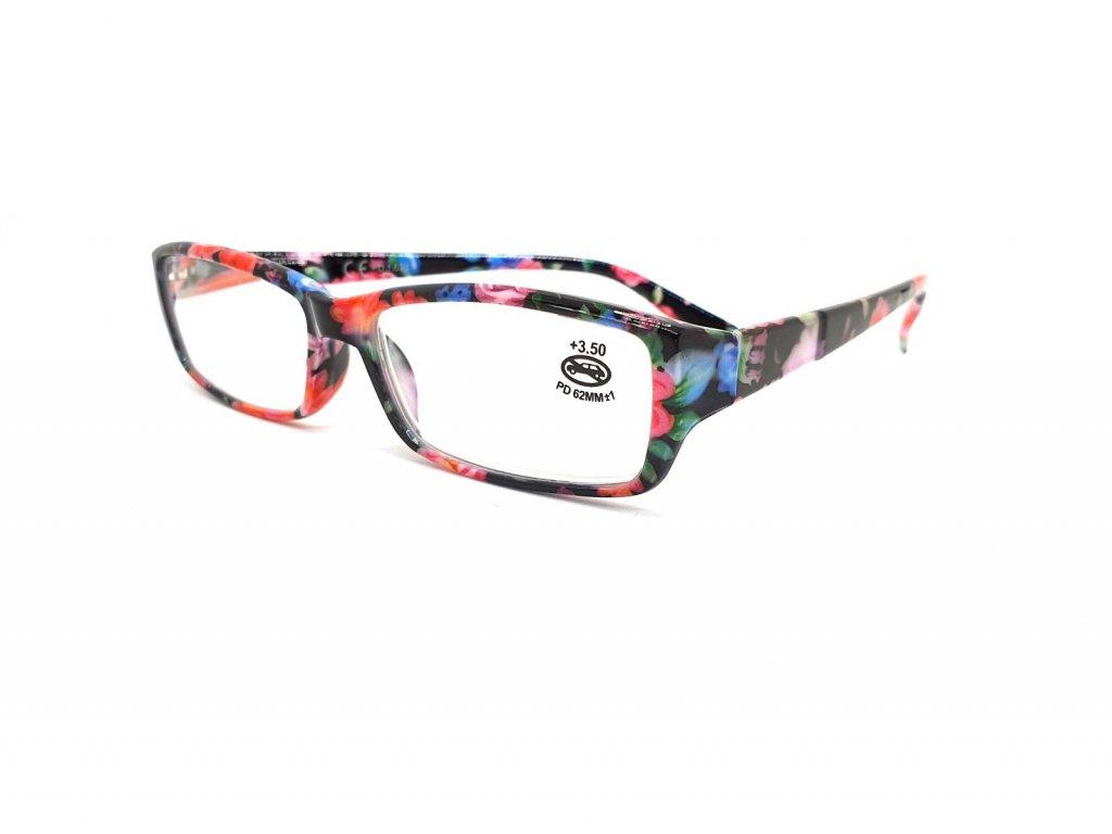 Dioptrické brýle SV2028/ +2,00 s flexem